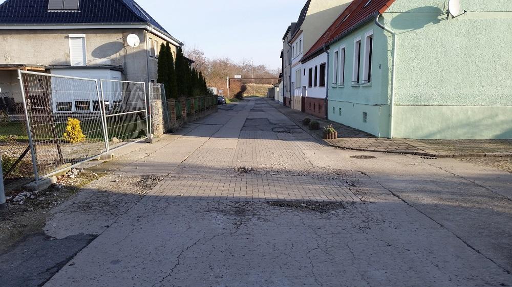 Sanierung der Soolbrunnenstraße