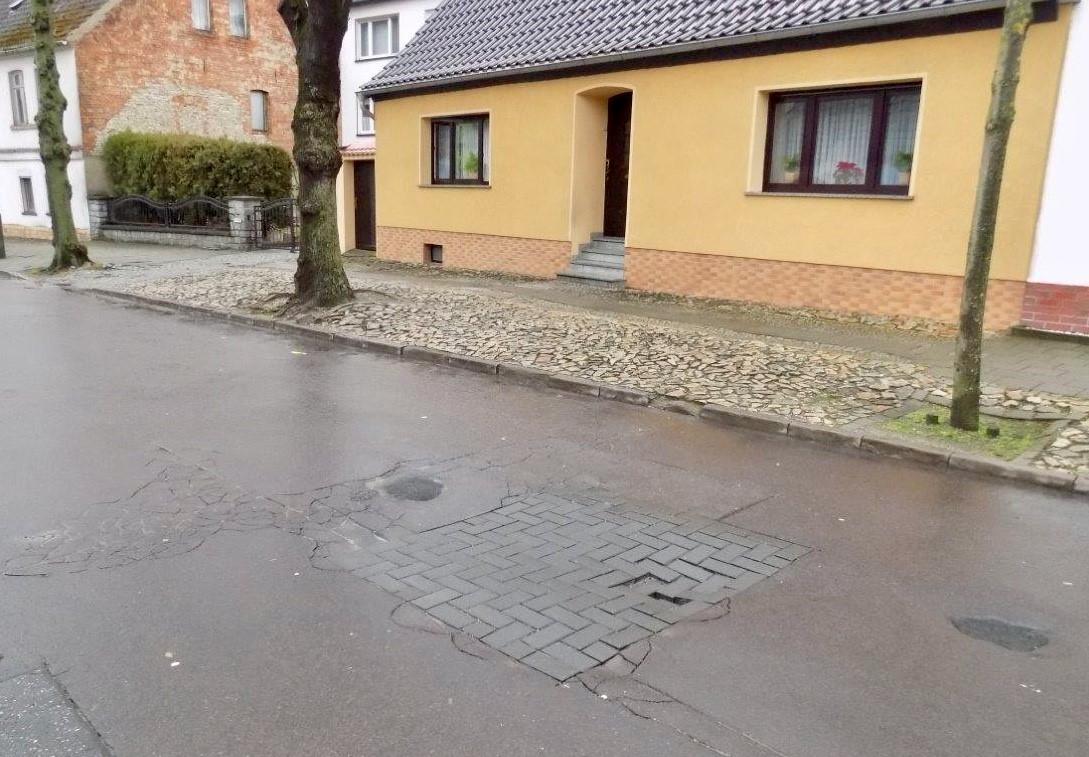 Die Durchführung von Reparaturarbeiten des südlichen Straßenabschnittes der Bernburger Str. erfolgen ab dem 27.05.2019.