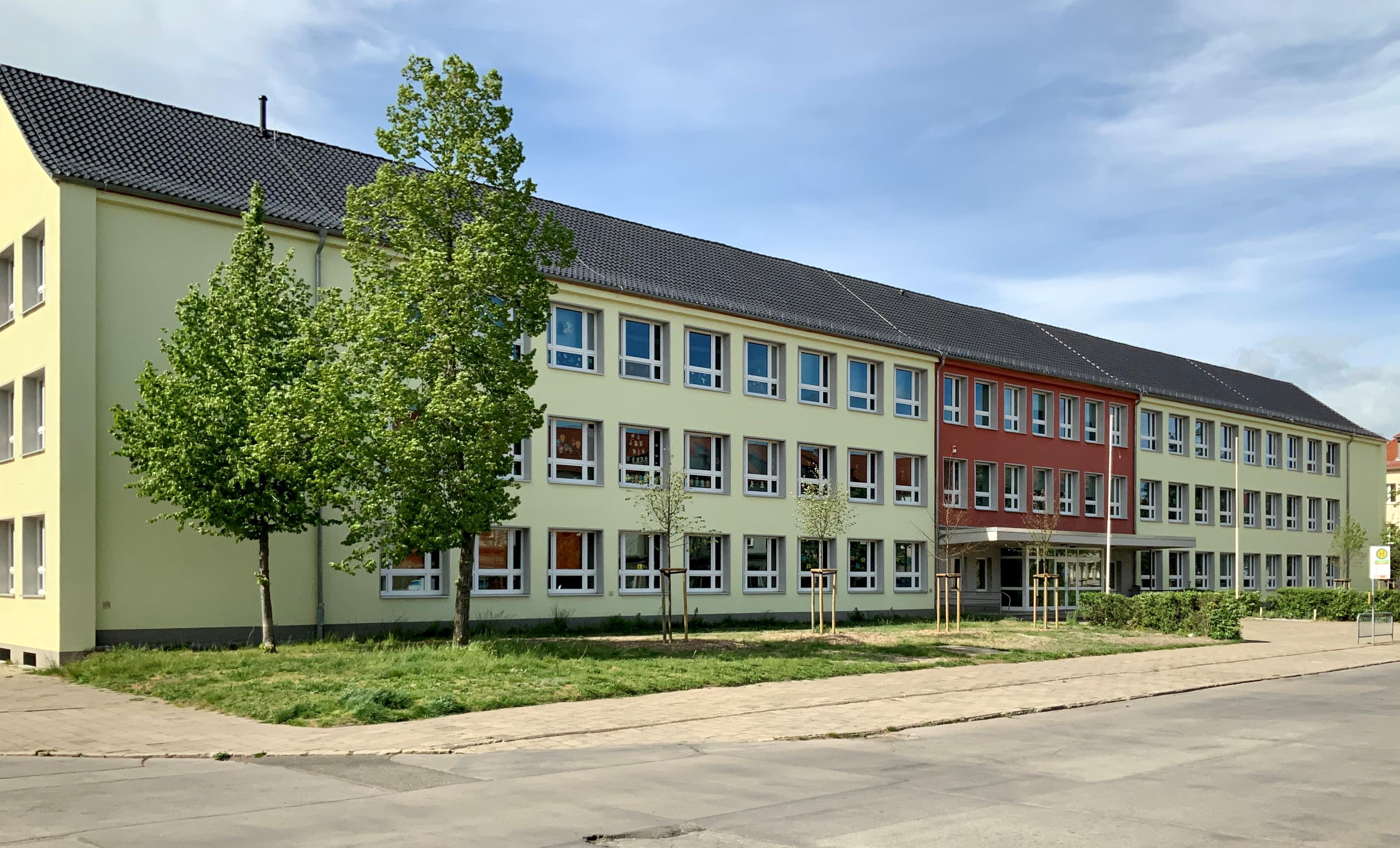 Ab dem 04. Mai 2020 startet schrittweise der Unterricht in der Grundschule Lessing Calbe (Saale).