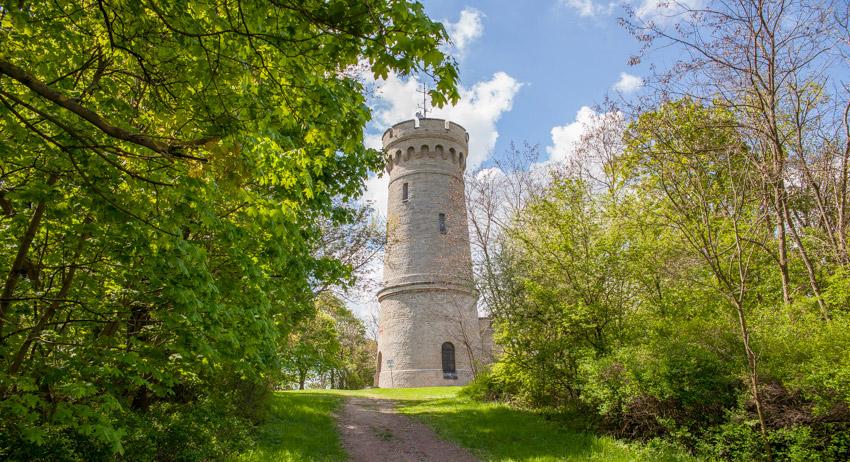Bismarckturm auf dem Wartenberg